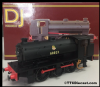 DJ Models OOJ94-001 #68023 BR Early Crest Black with tall coal bunker